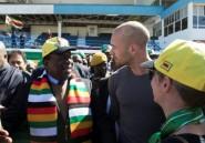 Zimbabwe: le président Mnangagwa rassure les fermiers blancs