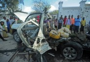 Somalie: les shebab attaquent une base militaire