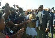 Le Premier ministre indien offre 200 vaches
