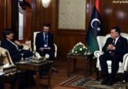 En Libye, la ministre italienne de la Défense soutient les efforts de réconciliation