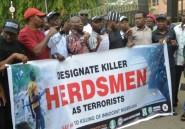 """Nigeria: le conflit agro-pastoral menace de """"déstabiliser"""" le pays"""