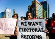 Zimbabwe: la commission électorale une nouvelle fois sous le feu des critiques