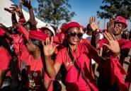 Le Zimbabwe vote lundi pour tourner définitivement la page Mugabe