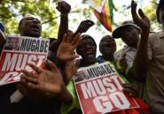 En novembre 2017, les deux semaines qui ont précipité la chute de Mugabe