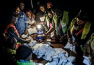 Zimbabwe: victoire écrasante du parti au pouvoir aux législatives