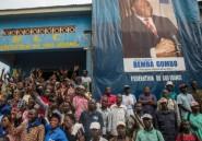 RDC: l'ex-chef de guerre Bemba revient chercher sa place dans la course