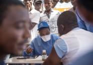 Ebola en RDC: début mercredi des vaccinations ciblées