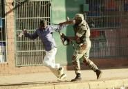 Zimbabwe/violences post-électorales: les 27 opposants libérés sous caution