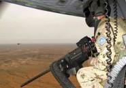 Depuis les airs, les Casques bleus canadiens découvrent le Mali