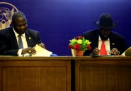 Soudan du Sud: Kiir amnistie Machar et d'autres rebelles