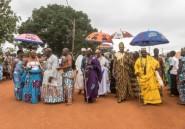 Enterrement du roi d'Abomey: coup d'envoi des cérémonies au Bénin