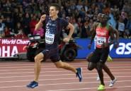 Dopage: suspension du Kényan Bett, 3e du 800 m des Mondiaux-2017