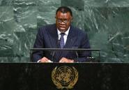 """""""On demande aux Africains ce qu'on ne demande pas aux autres"""", pour le président namibien"""