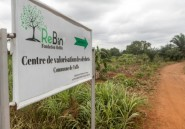 """A Houègbo au Benin, """"les ordures sont devenues de l'or"""""""