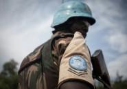 Centrafrique: un Casque bleu burundais tué dans une embuscade