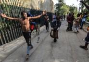Espagne: arrestation de 10 migrants entrés de force