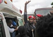 Le député Bobi Wine, qui tentait de quitter l'Ouganda pour des soins,