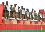 Burkina: des milliers de personnes aux obsèques des soldats tués dans une attaque