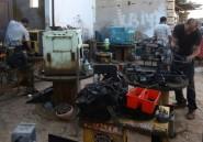 A court d'électricité, de carburant et d'argent, l'été galère des Libyens