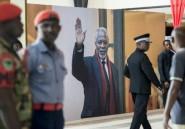 Les Ghanéens rendent un dernier hommage