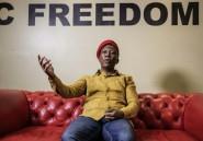 En Afrique du Sud, le combat du trublion Malema pour la révolution foncière