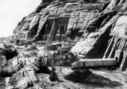 Il y a 50 ans, le sauvetage des temples égyptiens d'Abou Simbel