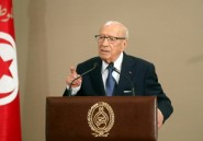 Le président tunisien Béji Caïd Essebsi promet des élections pour 2019