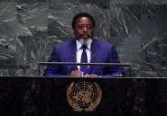 """RDC: Kabila réclame le """"début effectif"""" d'un retrait des Casques bleus"""