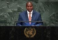 Centrafrique: primauté de la médiation de l'Union africaine, affirme le président Touadéra