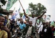 RDC: l'opposition mobilise des milliers de personnes