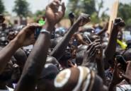 Burkina: plusieurs milliers de personnes pour la première grande marche de l'opposition