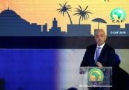 """Le président de la Fifa a le """"soutien de l'Afrique"""" pour sa réélection"""