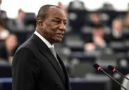 """Guinée: """"responsabilité"""" de la France dans le retard du pays (président Condé)"""