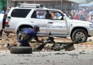 Somalie: attaque des islamistes contre un convoi militaire de l'UE