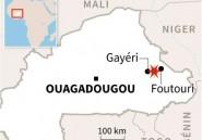 Nouvelle attaque sanglante contre l'armée au Burkina