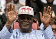 Présidentielle au Nigeria: l'ancien vice-président Atiku Abubakar affrontera le chef de l'Etat Muhammadu Buhari