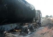 Collision en RDC: 39 morts, des dizaines de brûlés évacués, trois jours de deuil