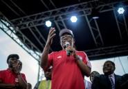 Cameroun: le candidat Maurice Kamto revendique la victoire