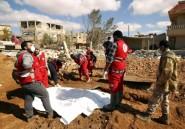 Libye: découverte d'un charnier dans un ancien bastion du groupe EI