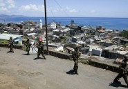 Comores: l'armée intervient pour dégager des barricades sur l'île d'Anjouan
