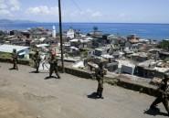 Comores: violents affrontements entre l'armée et des manifestants
