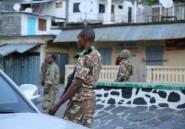 Comores: l'armée entre dans la médina de Mutsamudu où sont retranchés des rebelles