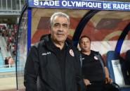 Tunisie: le sélectionneur Benzarti limogé