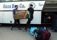 Passer en Egypte, maigre bouffée d'oxygène pour les Gazaouis sous blocus