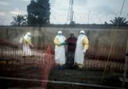 Ebola en RDC: 164 décès, selon un bilan actualisé