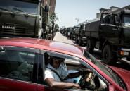 RDC: des véhicules de l'armée vont servir aux élections de décembre
