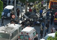 Neuf blessés dans le premier attentat