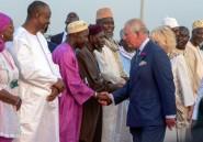Commonwealth: Charles et Camilla entamment en Gambie une tournée africaine