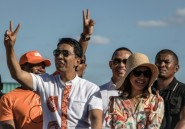 A Madagascar, le candidat