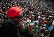 Ouganda: Bobi Wine en concert devant des milliers de fans